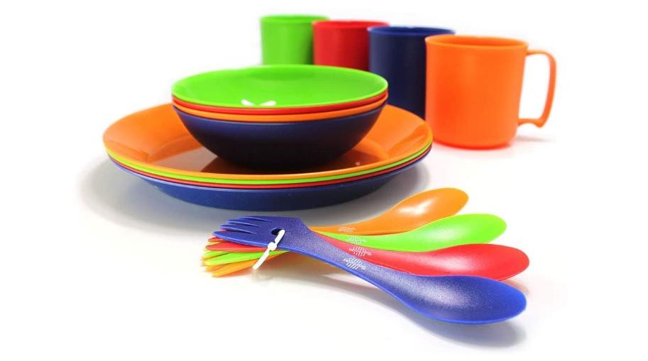 top camping plates