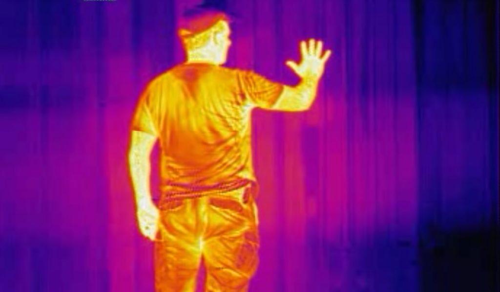 thermal scope imaging