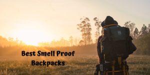 best smell proof backpacks