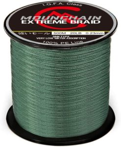 Best Rated Braided Fishing Lines