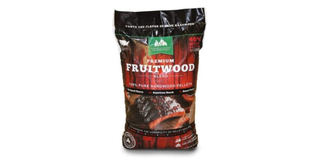 Green Mountain Grills Premium Cooking Pellets