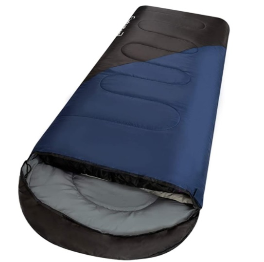 ultralight sleeping bag under 100