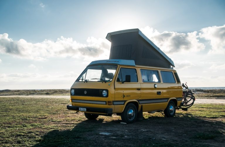 how to fix a leaking camper roof