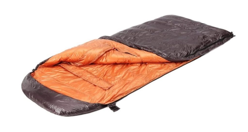 ultralight summer sleeping bags