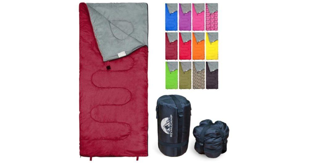 best lightweight sleeping bag under 100