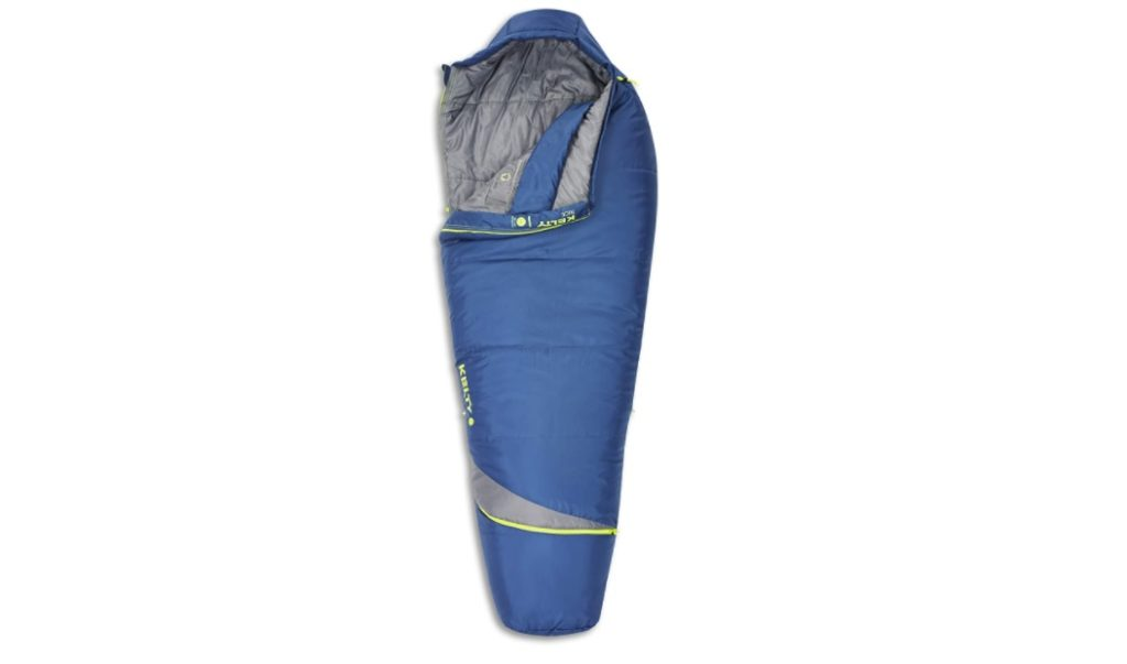 best compact sleeping bag under 100