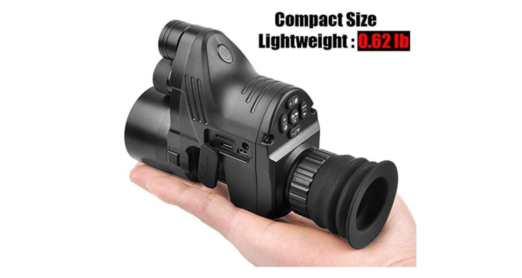 night vision scope under budget