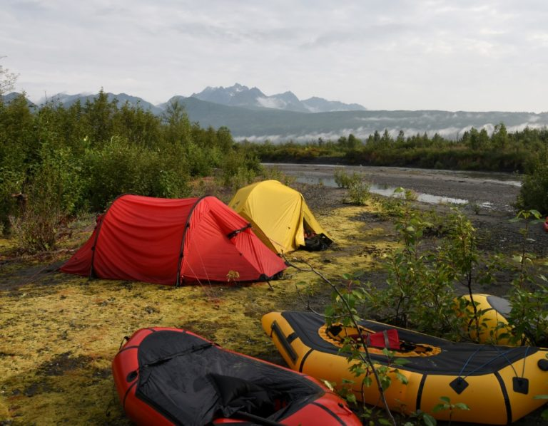 connect two tents