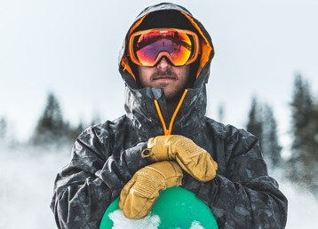 How to Wash Waterproof Ski Gloves