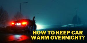 keep your car warm overnight