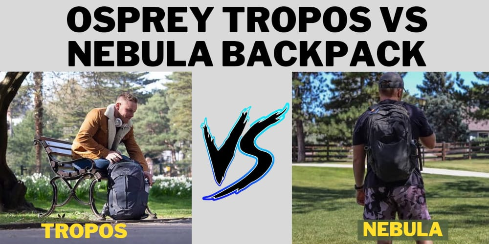 Osprey Tropos vs Osprey Nebula