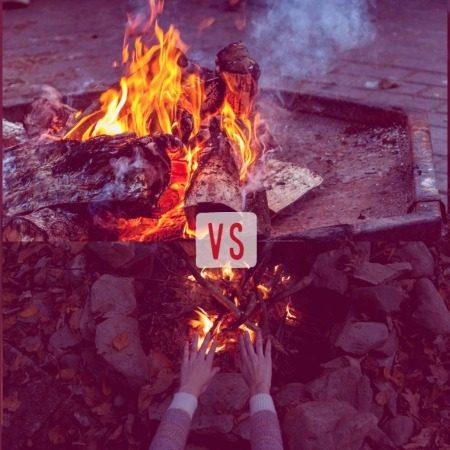 bonfire vs campfire