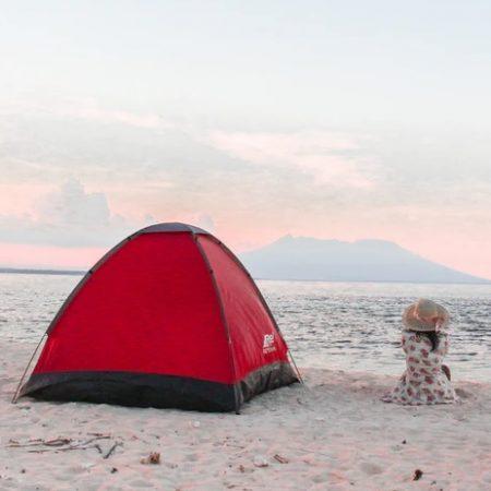 beach camping tips